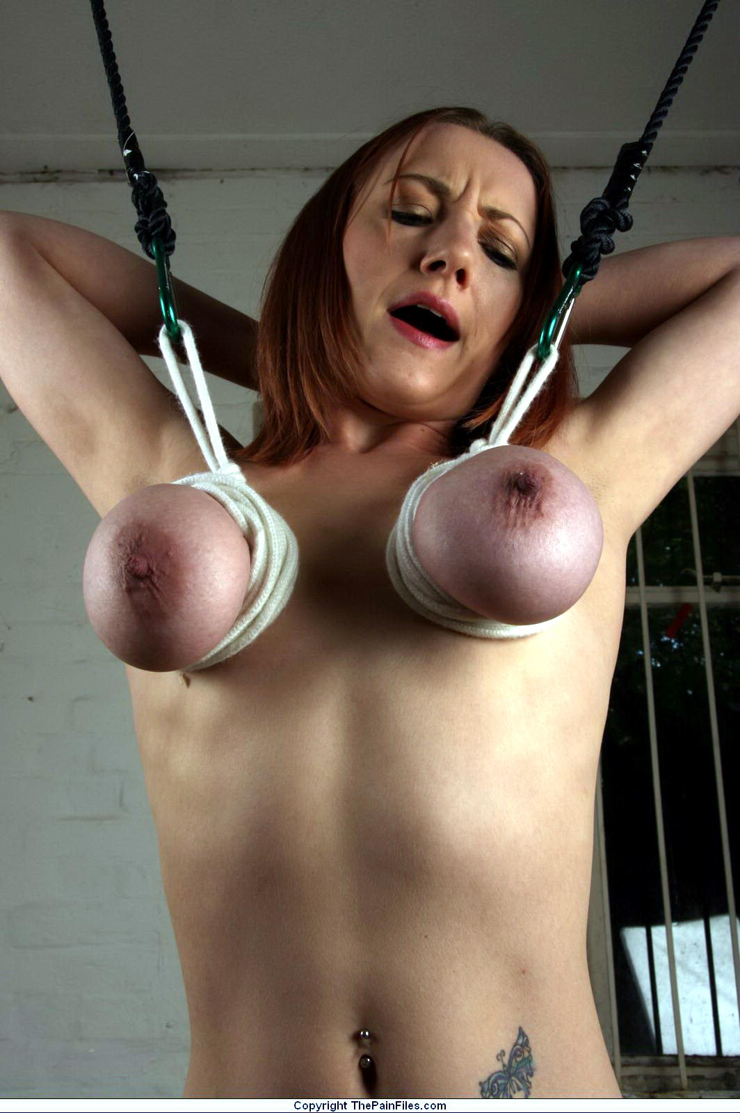 bound breasts